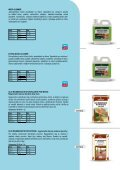 Katalog Olejů a vosků Borma Wachs (pdf) - Paulín CZ, sro - Page 5