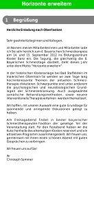 Horizonte erweitern - Kommunalunternehmen Kliniken und Heime ... - Seite 2