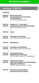 Horizonte erweitern - Kommunalunternehmen Kliniken und Heime ... - Seite 5