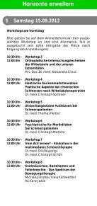Horizonte erweitern - Kommunalunternehmen Kliniken und Heime ... - Seite 6