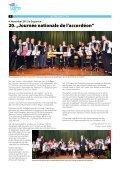 Résultats Concours pour Jeunes Solistes Rétrospective sur les ... - Seite 6