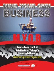 Mind Your Own Business (MYOB) - The Cropper Foundation
