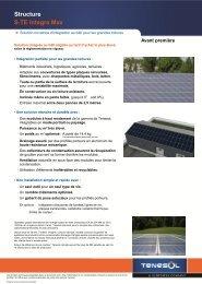 TENESOL, is a solar branch of TOTAL en EDF groups - Talev