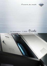 CP - Evolo - Systèmes de meubles C+P