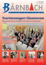 Touristenmagnet Glasmuseum - Bärnbach