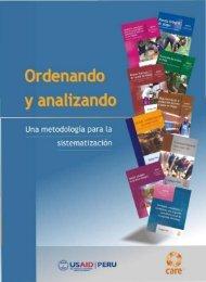 PERU - Biblioteca Virtual de la Cooperación Internacional