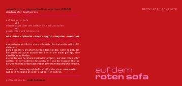 auf dem roten sofa - malfabeten.de