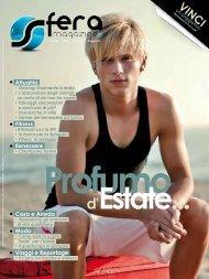Attualità Fitness Benessere Casa e Arredo Moda ... - Sfera magazine