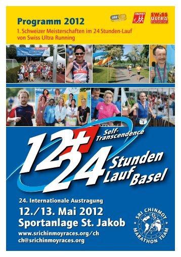 Stunden LaufBasel Stunden LaufBasel - Sri Chinmoy Marathon ...