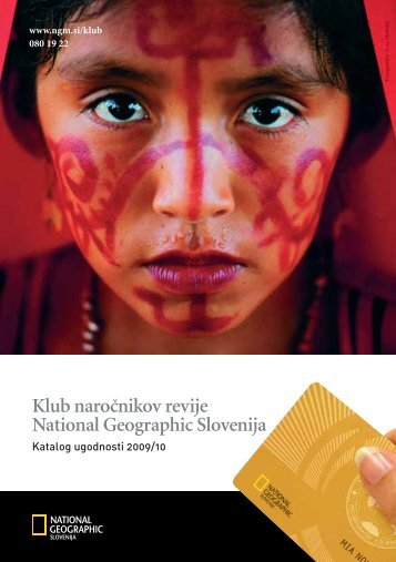 Klub naročnikov revije National Geographic Slovenija