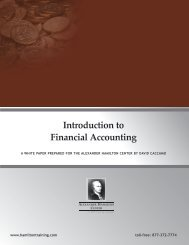 Introduction to Financial Accounting - ASPE