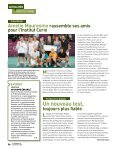 Mai 2011 - Institut Curie - Page 4