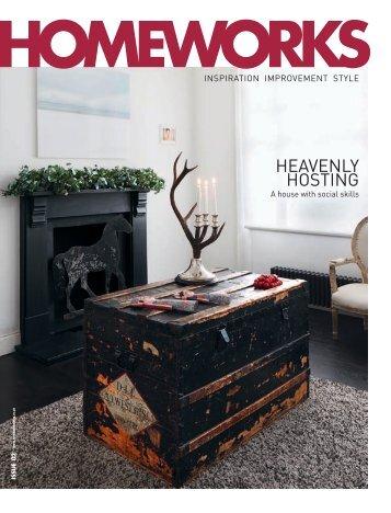 HEAVENLY HOSTING - homeworks uk