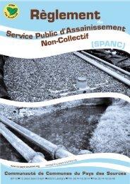 dispositions légales et réglementaires - Communauté de ...