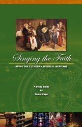 Singing the Faith - Concordia Publishing House