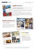 MEDIA KIT 2012 - New Zealand Corporate Traveller Magazine - Page 3