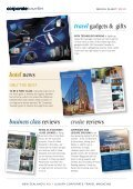 MEDIA KIT 2012 - New Zealand Corporate Traveller Magazine - Page 4