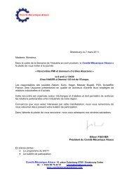 Invitation au 06 04 11 - Cetim