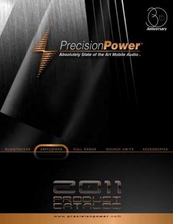 PDF 2011 - Precision Power