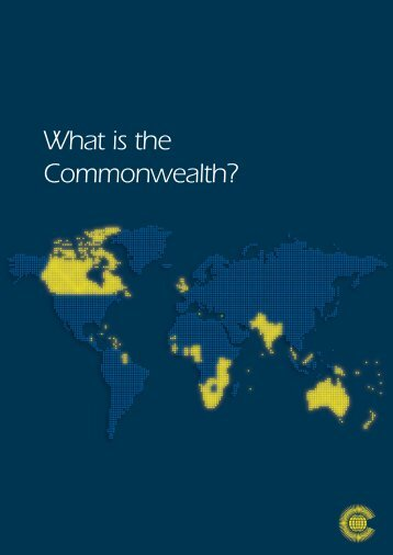 What is the Commonwealth? - Commonwealth of Nations