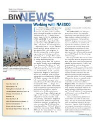 Working with NASSCO - Bath Iron Works
