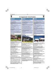 Musterseiten Hauptteil (PDF) - Gruppen-Unterkünfte