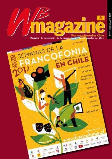 N°19 Enero / Abril 2011 Magazine de información de la ... - WBI