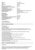 International Paint Ltd. Sikkerhedsdatablad YPA275 Yacht Primer ... - Page 6