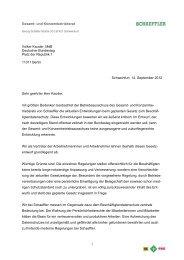 Gesamt- und Konzernbetriebsrat Volker Kauder, MdB Deutscher ...