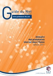 Mise en page 1 - (CCI) de l'Yonne