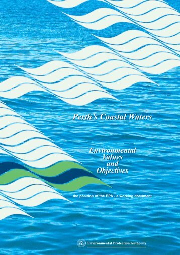 Perths Coastal Waters - Water Corporation
