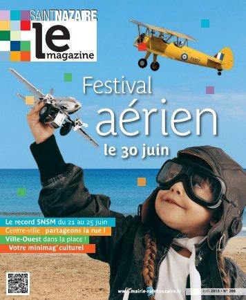 Saint-Nazaire le magazine n°266