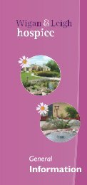 Layout 2 - Wigan & Leigh Hospice