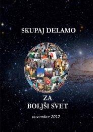 e-Mesečnik 03.12.2012, Barbara Hribar ... - ForBetterWorld.si