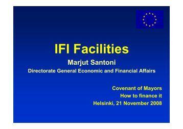 IFI Facilities