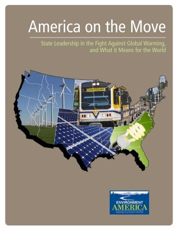 America on the Move - Center for State Innovation