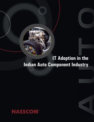 IT Adoption in the Indian Auto Component Industry - Nasscom