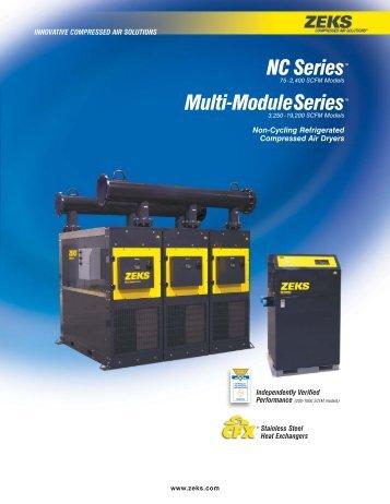 75-2400 scfm capacities - ZEKS Compressed Air Solutions