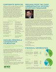 2008 Annual Report - Niagara Peninsula Conservation Authority - Page 2