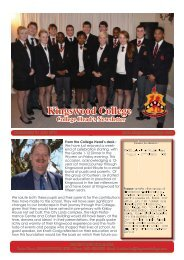 Click here to download - Kingswood College
