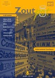 Zoutpot nr. 27 - mei 2005 - Stad Zoutleeuw