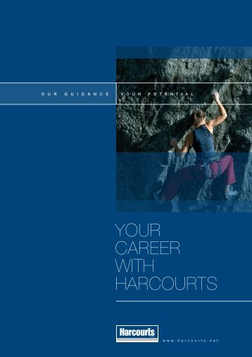 your career with harcourts