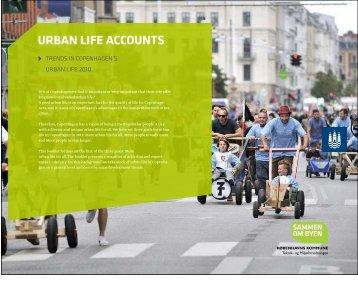 URBAN LIFE ACCOUNTS - Itera