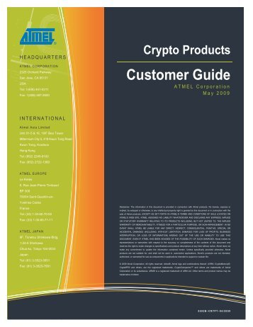 Crypto Products Overview