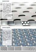 soluzioniecomponenti in lamiera forata e bugnata - Edilportale - Page 3