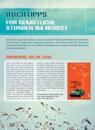 bucHtipps - Values & Life