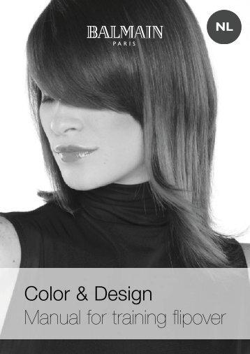 Color&design; manual 2006_NL.indd - Balmain Hair