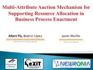 Multi-Attribute Auction Mechanism for Supporting Resource ... - UdG