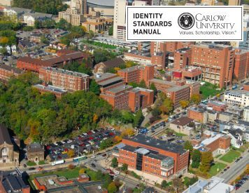 IDENTITY STANDARDS MANUAL - Carlow University