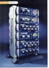 Guitar Alliance, February 2004 COMP16 - Audiolog